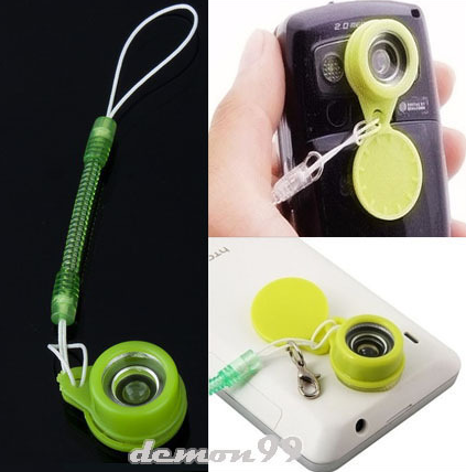 инструкция для линз для телефона